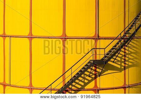 District Heating Plant In Vienna