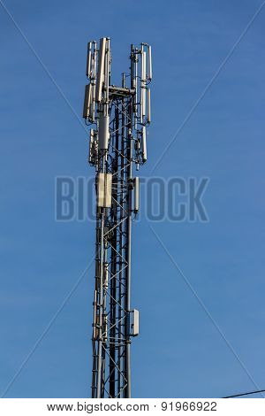 an austrian mobile transmission towers for mobile phones poster