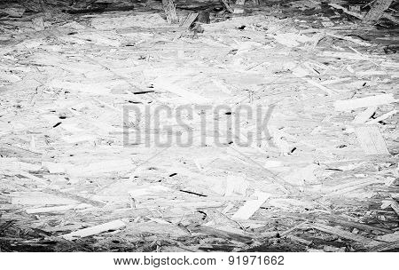 Texture Or Background Pressed Sawdust