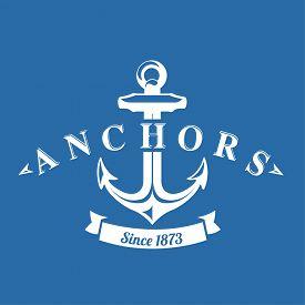 Nautical Anchor Background