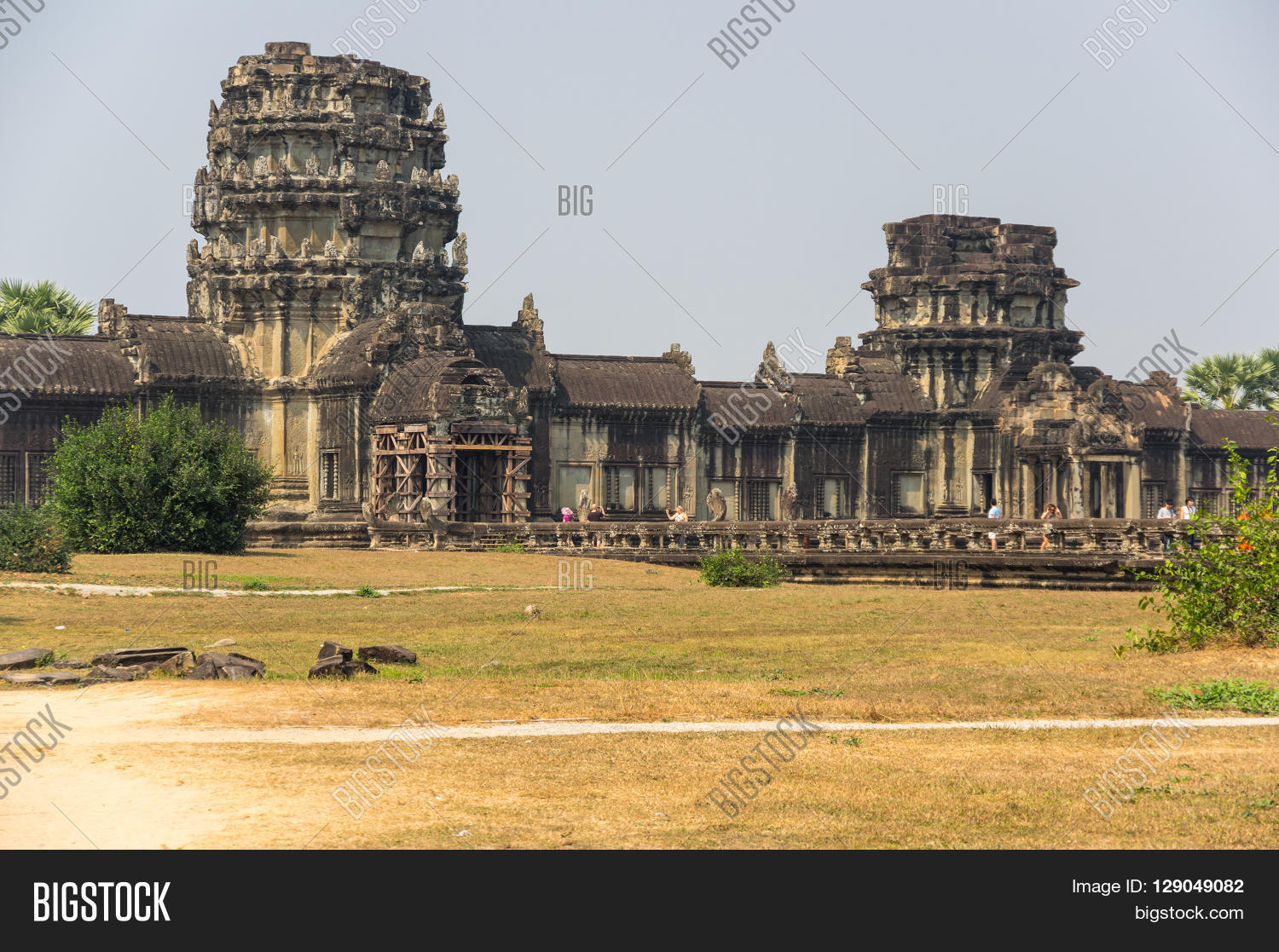 Angkor Wat Temple Image & Photo (Free Trial) | Bigstock
