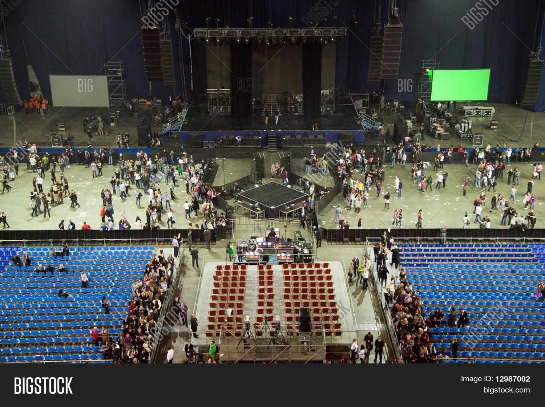 Stadium Hall After Image & Photo (Free Trial) | Bigstock