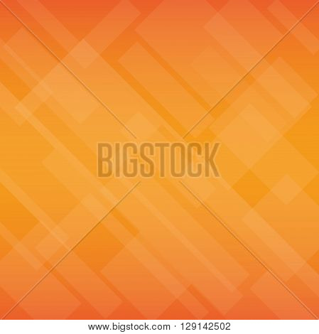 Orange background with many squares abstract background orange vector background