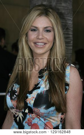 "Christina Lindley at the Los Angeles premiere of ""Matando Cabos"" held at the Eygptian Theatre in Hollywood, USA on on August 22, 2005."