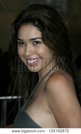 "Maria Arce at the Los Angeles premiere of ""Matando Cabos"" held at the Eygptian Theatre in Hollywood, USA on on August 22, 2005."
