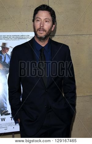 LOS ANGELES - MAR 22:  Will Beinbrink at the I Saw the Light LA Premiere at the Egyptian Theatre on March 22, 2016 in Los Angeles, CA