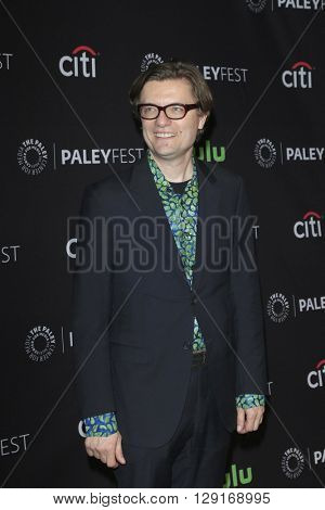 LOS ANGELES - MAR 18:  James Urbaniak at the PaleyFest 2016 - Difficult People at the Dolby Theater on March 18, 2016 in Los Angeles, CA