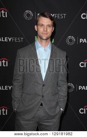 LOS ANGELES - MAR 19:  Jesse Spencer at the PaleyFest 2016 - Dick Wolf Salute at the Dolby Theater on March 19, 2016 in Los Angeles, CA