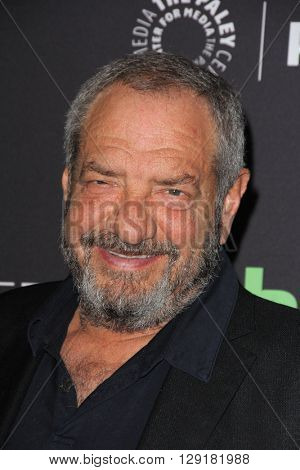 LOS ANGELES - MAR 19:  Dick Wolf at the PaleyFest 2016 - Dick Wolf Salute at the Dolby Theater on March 19, 2016 in Los Angeles, CA