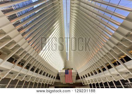 World Trade Center Oculus - New York City