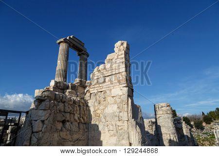 Didyma Ancient City