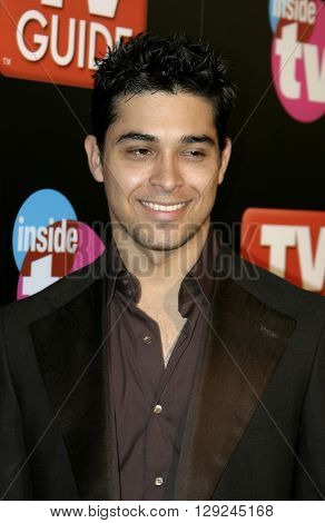 Wilmer Valderrama  at the TV Guide and Inside TV 2005 Emmy After Party at the Roosevelt Hotel in Hollywood, USA on September 18, 2005.