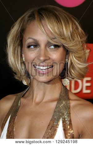 Nicole Richie at the TV Guide and Inside TV 2005 Emmy After Party at the Roosevelt Hotel in Hollywood, USA on September 18, 2005.