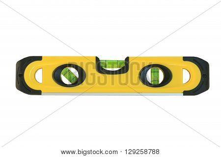 Water level meter for building construction using