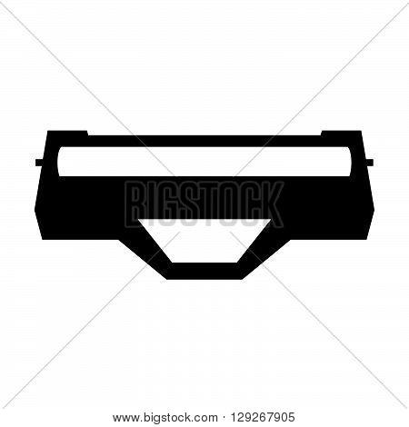 Laser printer toner cartridge ( shade picture )