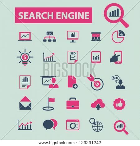 search engine icons