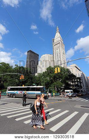 New York People
