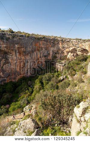 Cennet Cehennem Caves