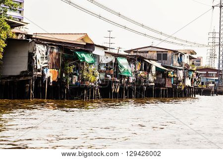 Bangkok Riverside Ghetto