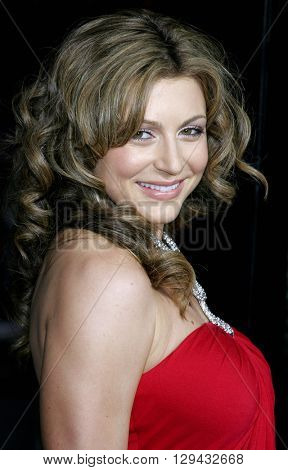 Cerina Vincent at the Los Angeles premiere of 'The Reaping' held at the Mann Village Theater in Westwood, USA on March 29, 2007.