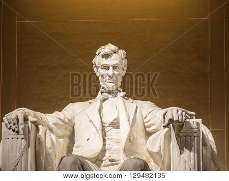 The Lincoln Statue