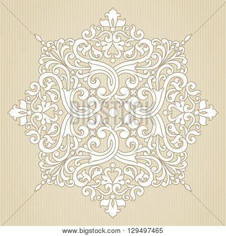 Vintage Ornate Pattern.