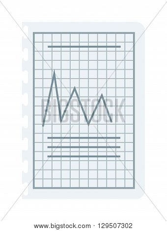 Growing bars graphic icon with rising arrow. Business arrow chart graph sketch and graph sketch data diagram design. Finance presentation report growth graph sketch progress sign success information.