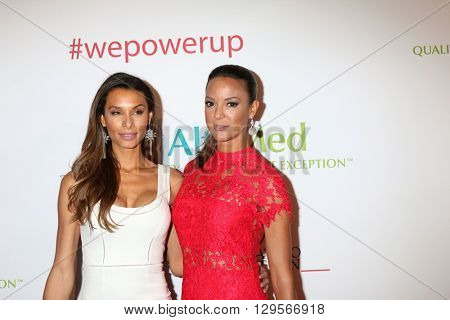 LOS ANGELES - MAY 12:  Lara LaRuy, Eva LaRue at the Power Up Gala at the Beverly Wilshire Hotel on May 12, 2016 in Beverly Hills, CA