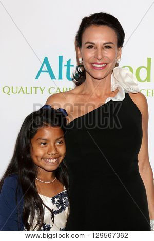 LOS ANGELES - MAY 12:  GIselle Fernandez at the Power Up Gala at the Beverly Wilshire Hotel on May 12, 2016 in Beverly Hills, CA
