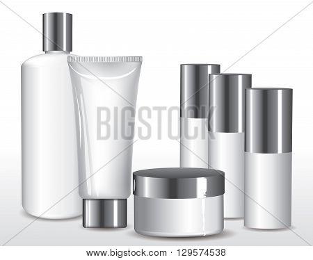 Customizable Packaging Vector Kit