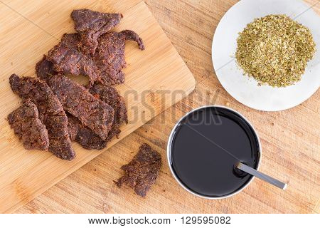 Making Traditional Homemade Beef Jerky