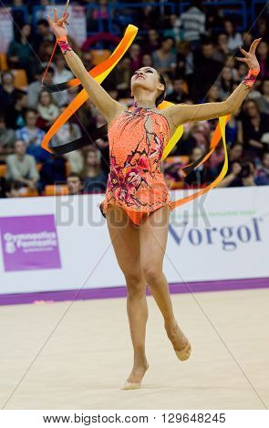 Serena Lu, Ribbon. Usa