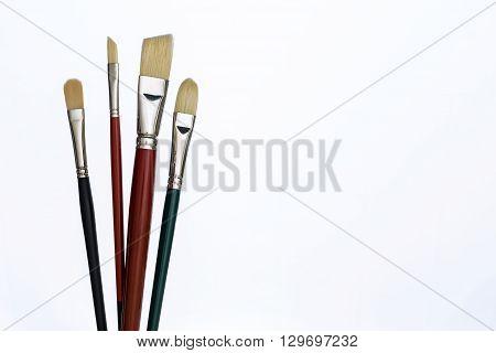 Isolated Brushes