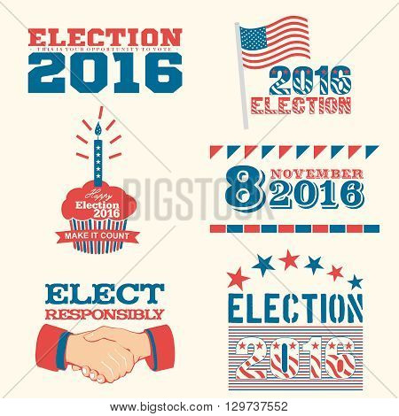 Mnemonics on the United States Presidential election
