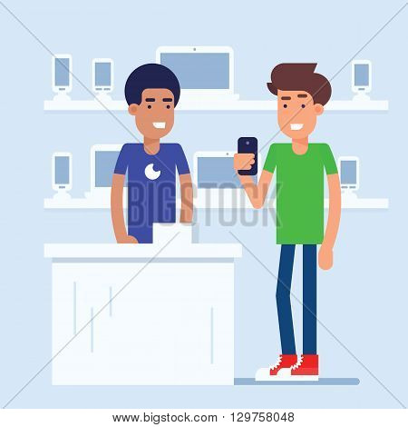 The Mobile Phone Store