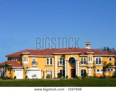 Golden Mansion Dream
