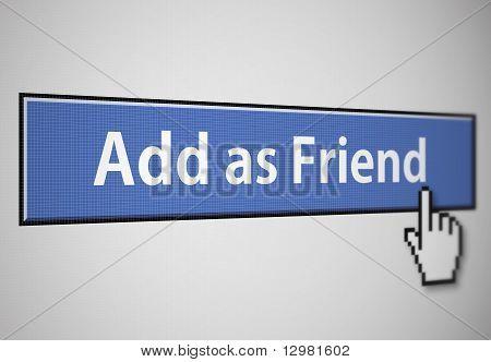 Agregar como amigo