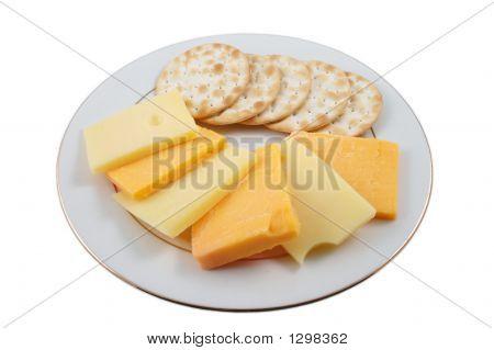 Cheese & Crackers Anyone?