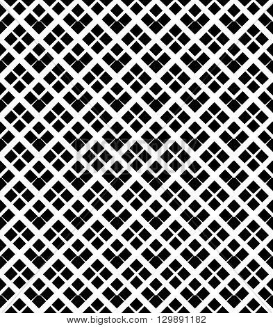 Abstract Cellular, Reticulated Geometric Pattern. (seamlessly Repeatable.)