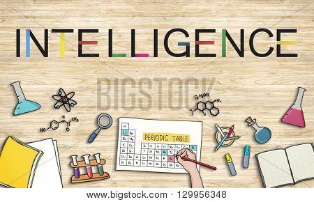 Intelligence Intelligent Smart Genius Insight Skilled Concept