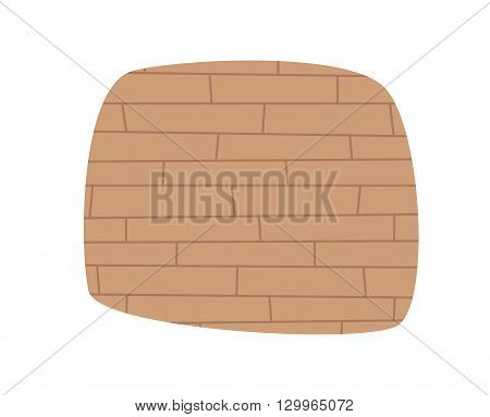 Red brick wall texture background and vector brick wall texture. Brick wall texture pattern and cartoon urban brown brick wall texture. Brick wall texture brickwork rough construction stonewall.