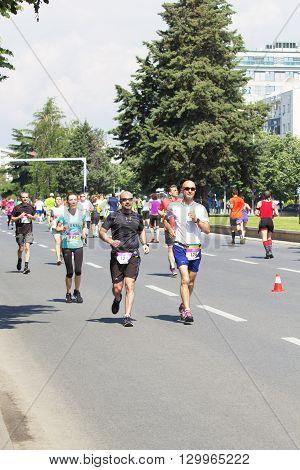 Skopje Marathon 2016