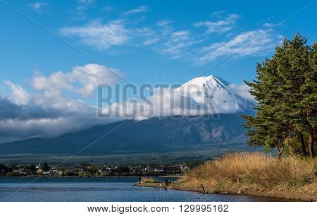 Mountain Fuji volcano wallpaper beautiful japan snow
