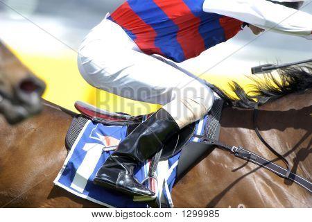 Close Up Jockey 01