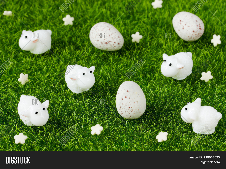 Easter Symbolic Image Photo Free Trial Bigstock