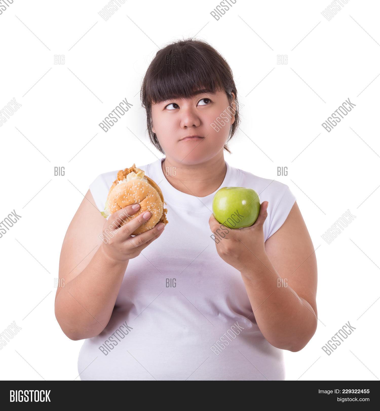 Big fat asian women