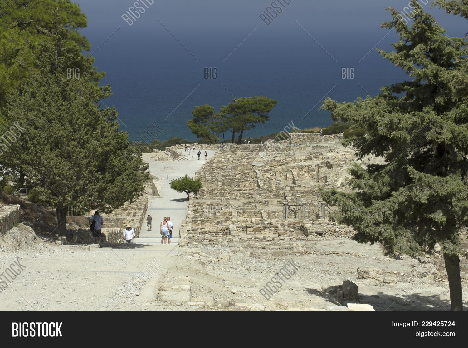 Ancient Greek Powerpoint Theme Powerpoint Template Ancient Greek