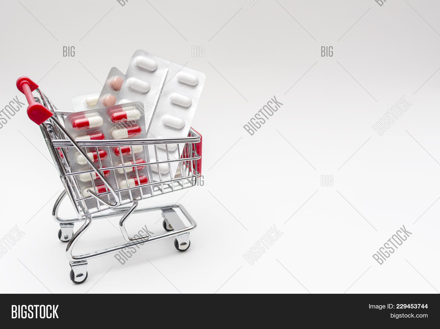 Buying A Drugs From Pharmacy Powerpoint Template Buying A Drugs