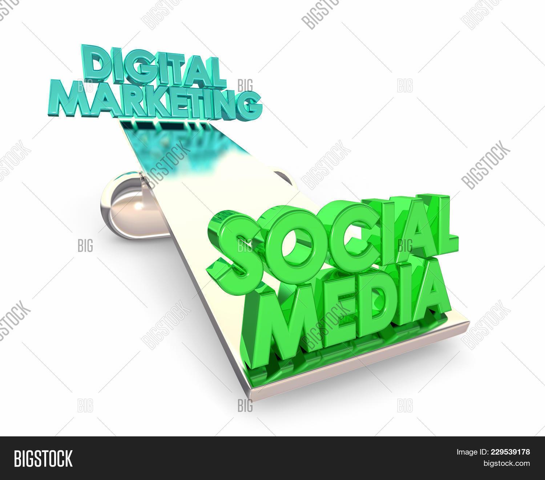 Social media vs digital powerpoint template social media vs y toneelgroepblik Gallery