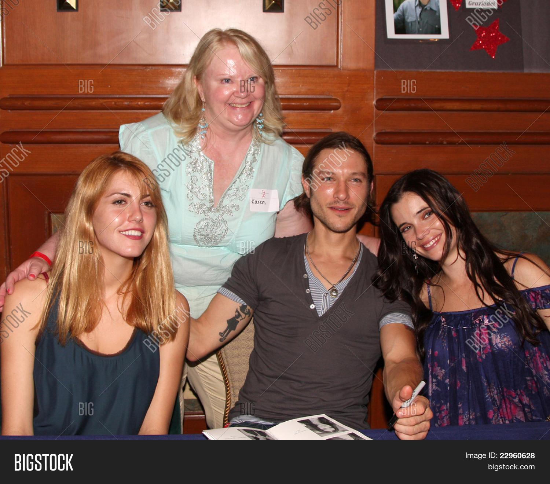 Los Angeles Aug 26 Image Photo Free Trial Bigstock